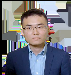 Yu, Yangyi